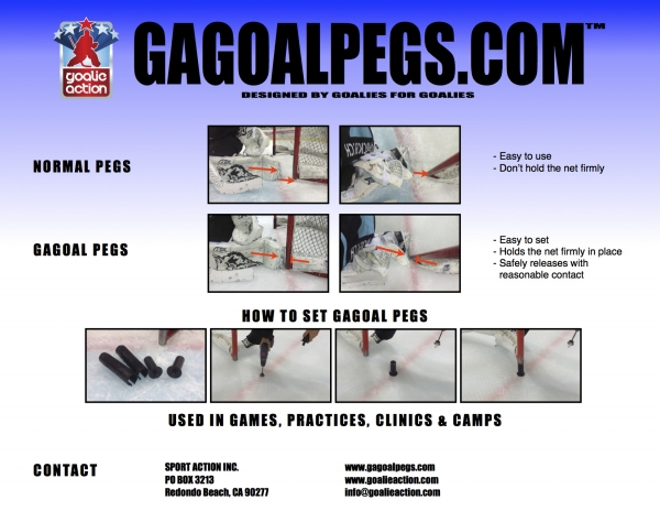 How to Set Up GAGOALPEGS