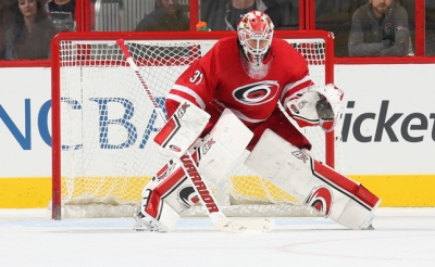 Eddie Lack - Carolina Hurricanes